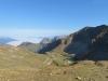 Eiseehütte und Eisee;  Alpoglerberg, Schafnase 2011m , Furgge1909m , Rossflue  2073m