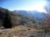 Bellwald: Cima della Piodelle 3080m, Breithorn 2951m, vo Egerhorn