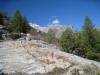 beim Aufstieg zur Burghütte, Kl. Wannenhorn