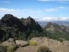 Sicht vom Roque Nublo 1709m