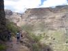 die Höhlen; Las  Fortalezas