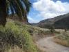 unterwegs  Im Tal von Santa Bartolome de Tirajana; die Höhlen; Las  Fortalezas