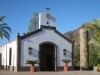 die Kapelle beim Hotel las Tirajanas