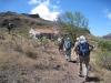 Wandern im im Tal von Mogán