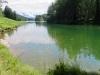am Chapfensee  mit Glegghorn