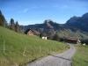 oberhalb Rohr: Chöpfenberg 1896m,  Tierberg 1989m, Bockmattli  1932m, Schiberg 2043m