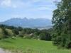 Blick auf Thun und die Stockhornkette