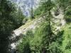 in der Dala Schlucht mit Daubenhorn 2760m