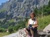 Marianne mit Daubenhorn 2760m