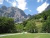 beim Heilbad: Daubenhorn 2760m, Gemmipass 2346m
