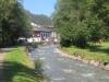 Hotel les  Sources  am Fluss Dar