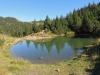 der kleine See bei Weierboda