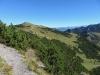 Blick auf den Schönberg 2103m