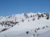 Flimserstein, Piz Segnas 3099m, Trinserhorn 3028m, Morchopf 2943m, Ringelspitz 3247m, Panärahörner 3106m