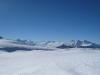 einsame Schneelandschaft