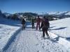 unterwegs zur Alp Veulden