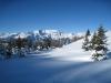 WInterlandschaft; Trinserhorn 3028m, Morchopf 2943m, Ringelspitz 3247m, Panärahörner 3106m,Orglen 2720m, Sazmartinshorn 2827m,