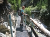 Brücke über den Rittigraben