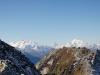 vo Bettmerhorn; Alphubel 4206m, Mischabelgruppe 4000m, Matterhorn 4478m, Weisshorn 4505m
