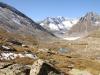 Zenbächenhorn 3386m, Geisshorn 3740m,  Sattelhorn 3724m, Olmenhorn 3314m