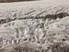 der Aletschgletscher im Zoom