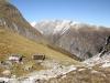 Oberaarhorn 3637m, Vorder Galmihorn 3571m, Täschehorn 3008m, Risihorn 2875m, Furggulti