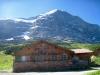 Alpiglen 1614m mit  Eiger 3970m