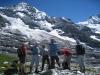 Mönch 4099m nit Eigergletscher