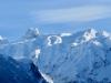 die Fürenalp mit:  Gross Spannort 3198m,Kl. Spannort 3130m, Pkt. 2932m, Bärenzähn 2910m, Bärengrueben 2712m, Grassengrat 2906m