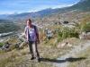 Bruni mit Leuk Stadt