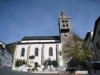 die Kirche von Leuk Stadt