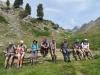 Pause; Täschhorn 4490m