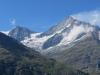 Schalihorn 3975m, Weisshorn 4505m