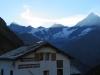 Täschalp 2172m; Europaweghütte