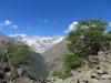 unterwegs auf dem Europaweg; Wellenkuppe 3903m, Zinalrothorn 4221m, Hohlichtgletscher, Pointe Sud de Moming 3963m, Pointe Nord de Momimg 3862m,  Schalihorn 3975m