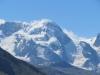 Breithorn  4165m, kl. Matterhorn 3883m