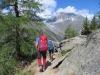 unterwegs auf dem Europaweg; Brunegghorn 3853m