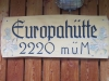 Europahütte     2220m