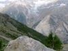 Weisshorn 4505m, Bisgletscher,  Bishorn 4153m