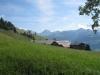 Furna Hinterberg mit Drusenflue 2827m, Dri Türm 2830m, Sulzflue  2871m