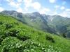 Fäutscher 2354m, Rothorn 2363m, Hochwang 2533m, Tüfelschopf 2455m, Fulberg 2390m,