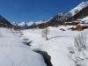 beim Gletscherstafel 1768m; die Lonza;
