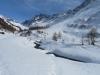 beim Gletscherstafel 1768m; Anugrat-und -Chnubel, Lötschenlücke, Sattelhorn 3745m, Distlighorn 3607m