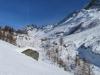 Sattelhorn 3745m, Distlighorn 3607m