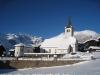 die Kirche von Bellwald 1554m