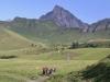 Verzweigung; Glegghorn 2445m, Kamm 2122m