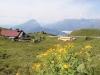 Kammböden mit Haldensteiner Calanda 2806m