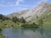 Vorderst See  1888m; Falknis 2562m, Vorder Grauspitz 2599m