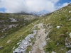 Weg zur Camona da Segnas 2102m
