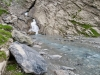 Hochebene  Segnas Sut; Wasserfall